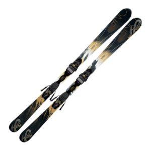 Rocker Ski